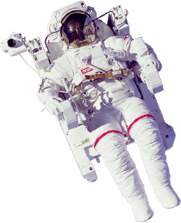 astronaut, inspire people use your arts personalize products #24497