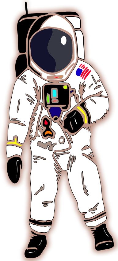 file american astronaut svg wikimedia commons #24490