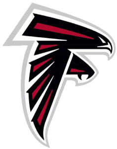 atlanta falcons flying high png logo #3843