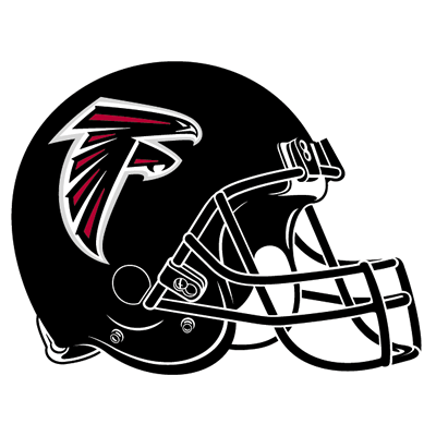 helmet atlanta falcons logo transparent png #3837