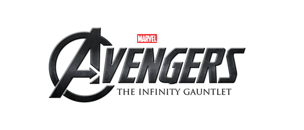 avengers the infinity gauntlet png logo #4986