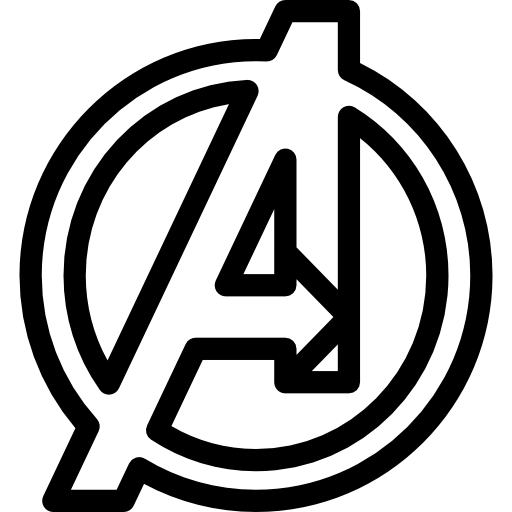 the avengers icons emblem png logo #4984