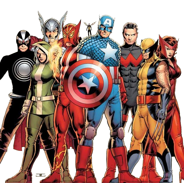 avengers clipart, free marvel movies picture #41002