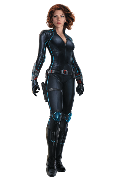 black widow marvel avengers png picture #41014