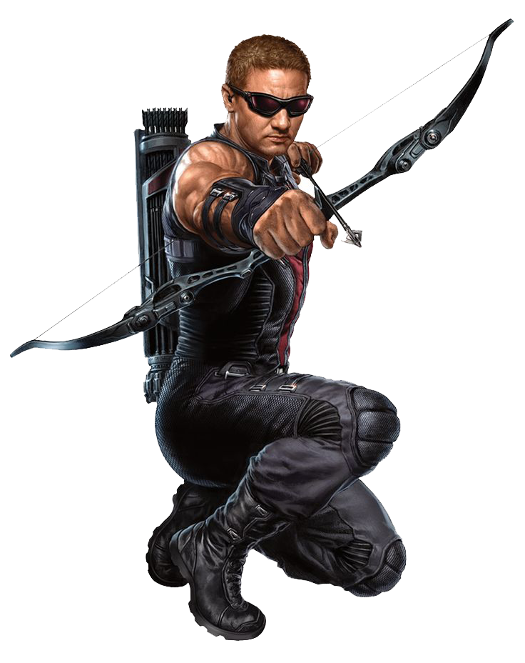 hawkeye png transparent #40998