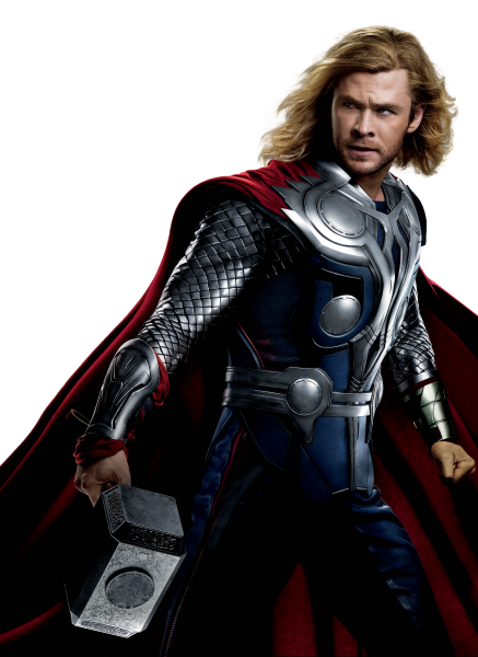 thor avengers character png #41011