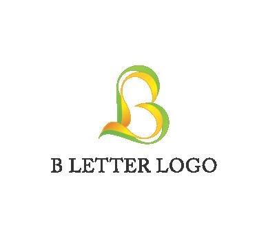 b letter logo png #107