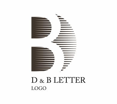 b letter logo png #117