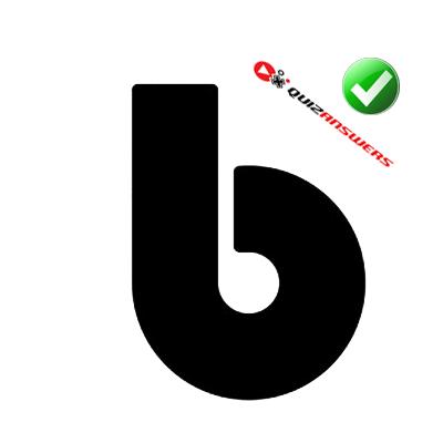 b letter logo png #111