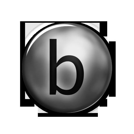 b letter logo png #113