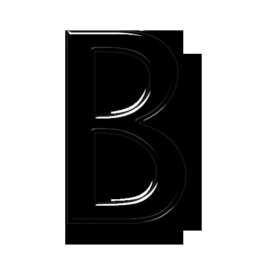 b letter logo png #114
