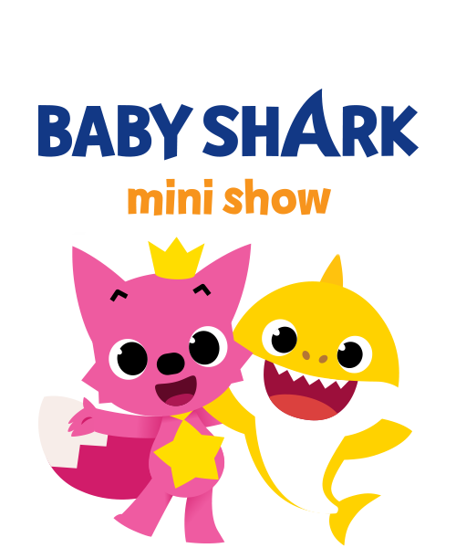 paquin artists agency pinkfong and baby shark #37598