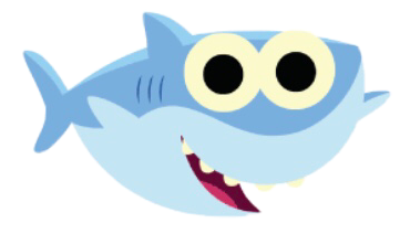 baby shark largest collection edit babyshark stickers #37689