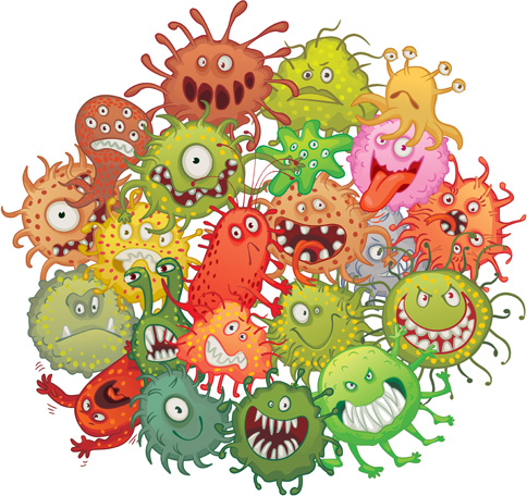 bacteria clipart clipground #37252