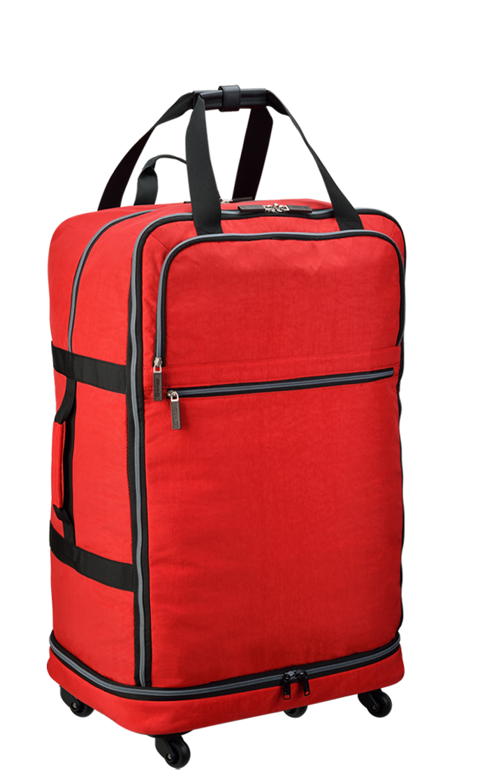 red travel bag background image #20947