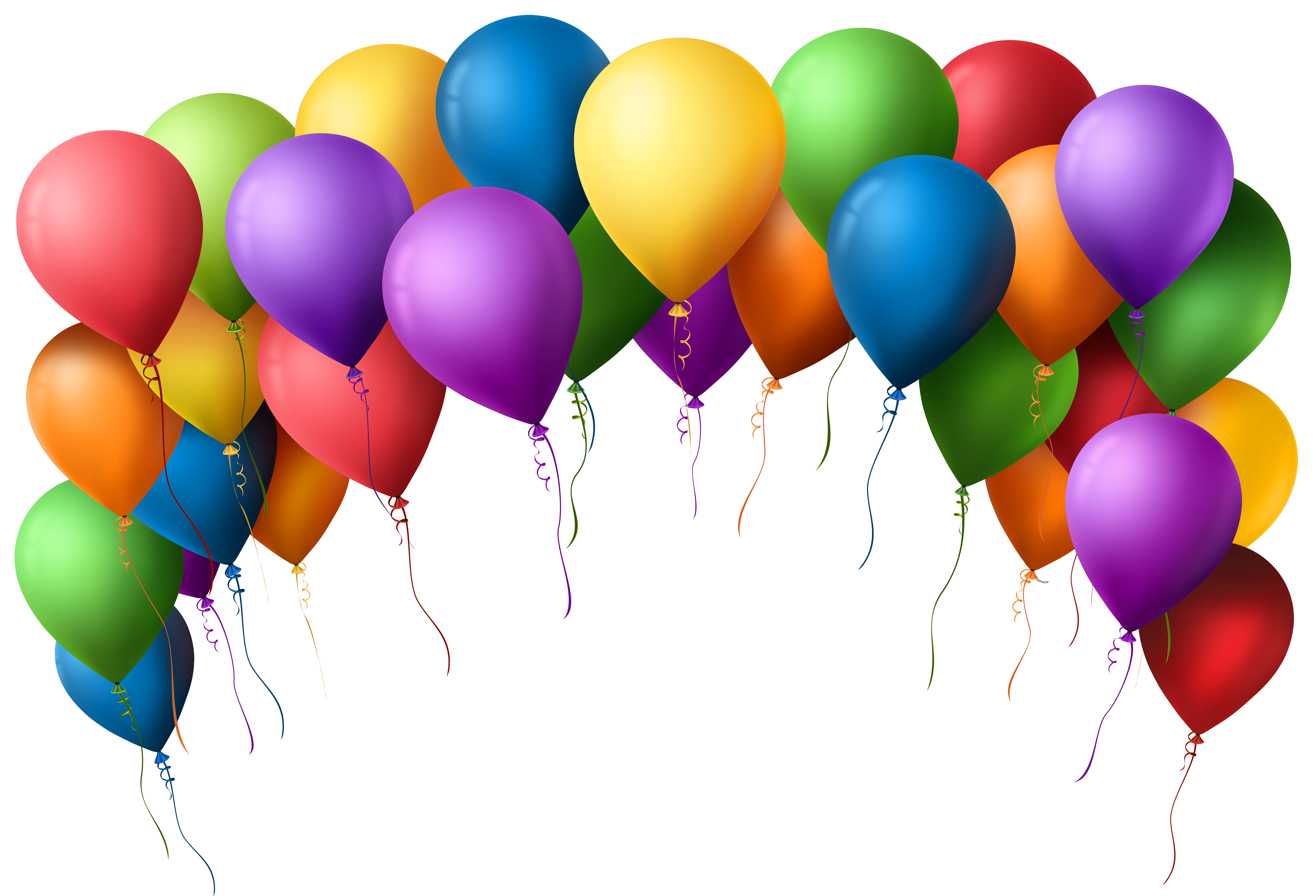 balloons png balloon background cliparts download clip art #9343