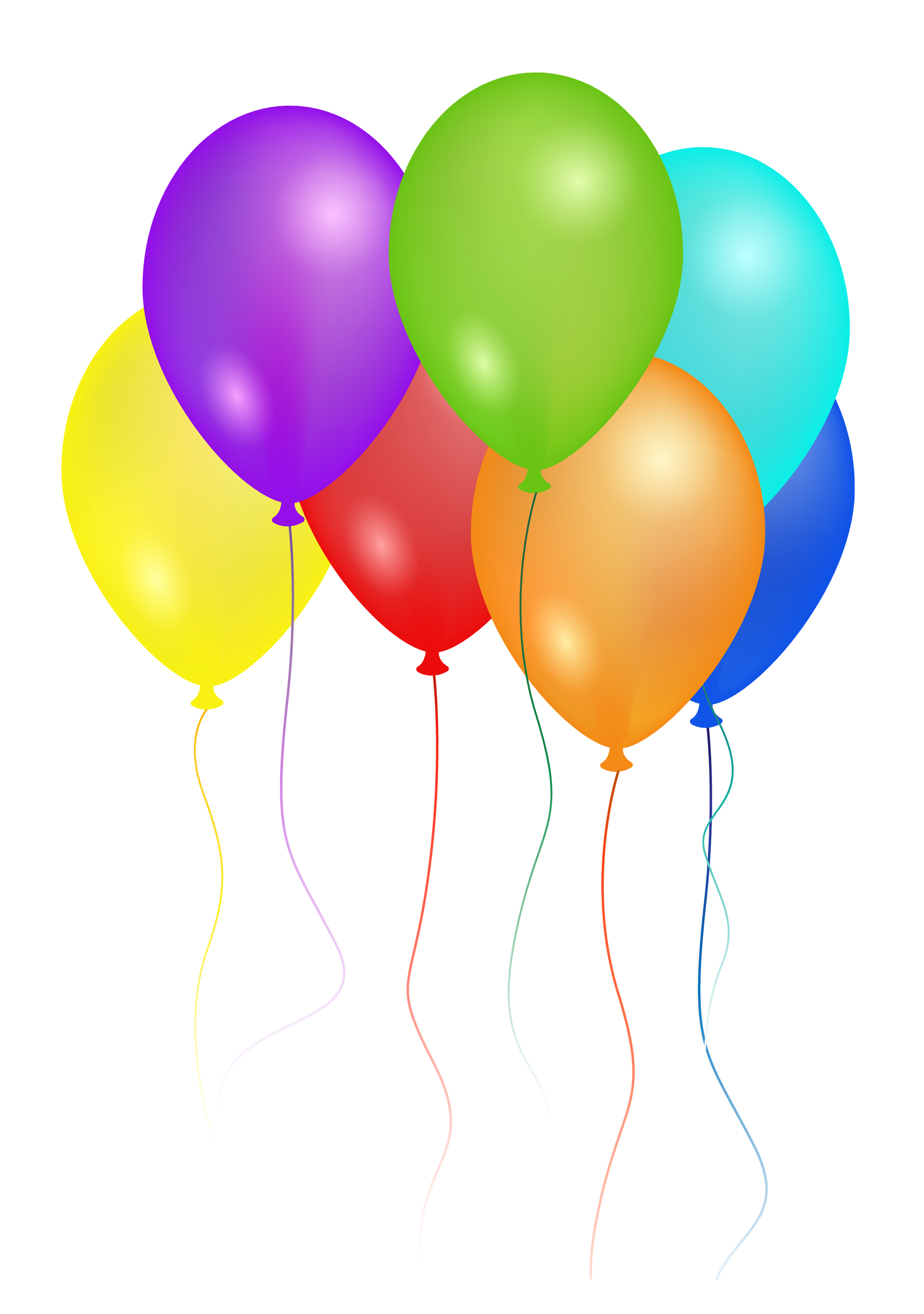 birthday party balloons png image pngpix #9346