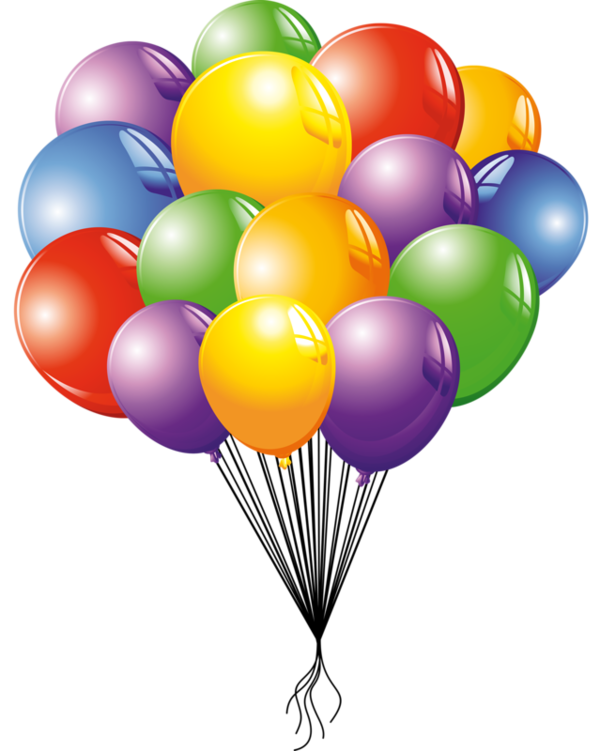 ballons png, flying balloons #38978
