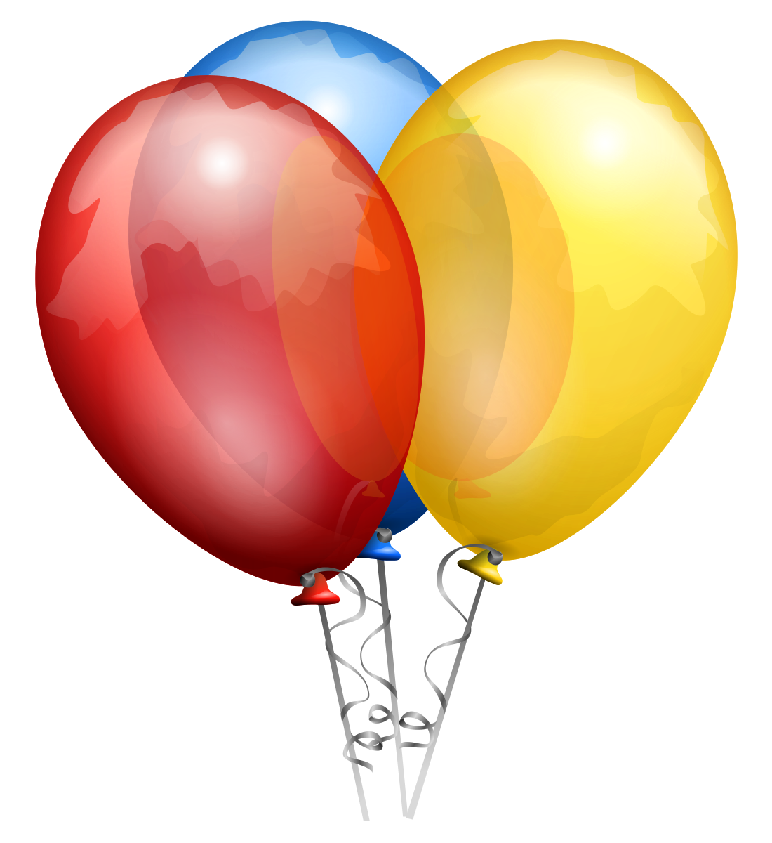 file balloons photo free png image #38980