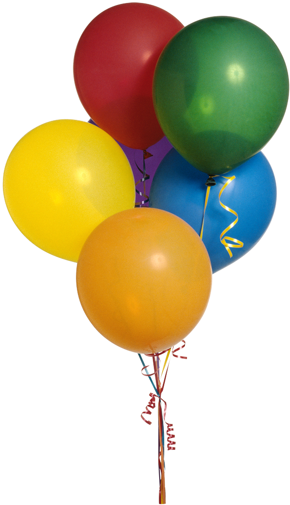 image five balloons #38986