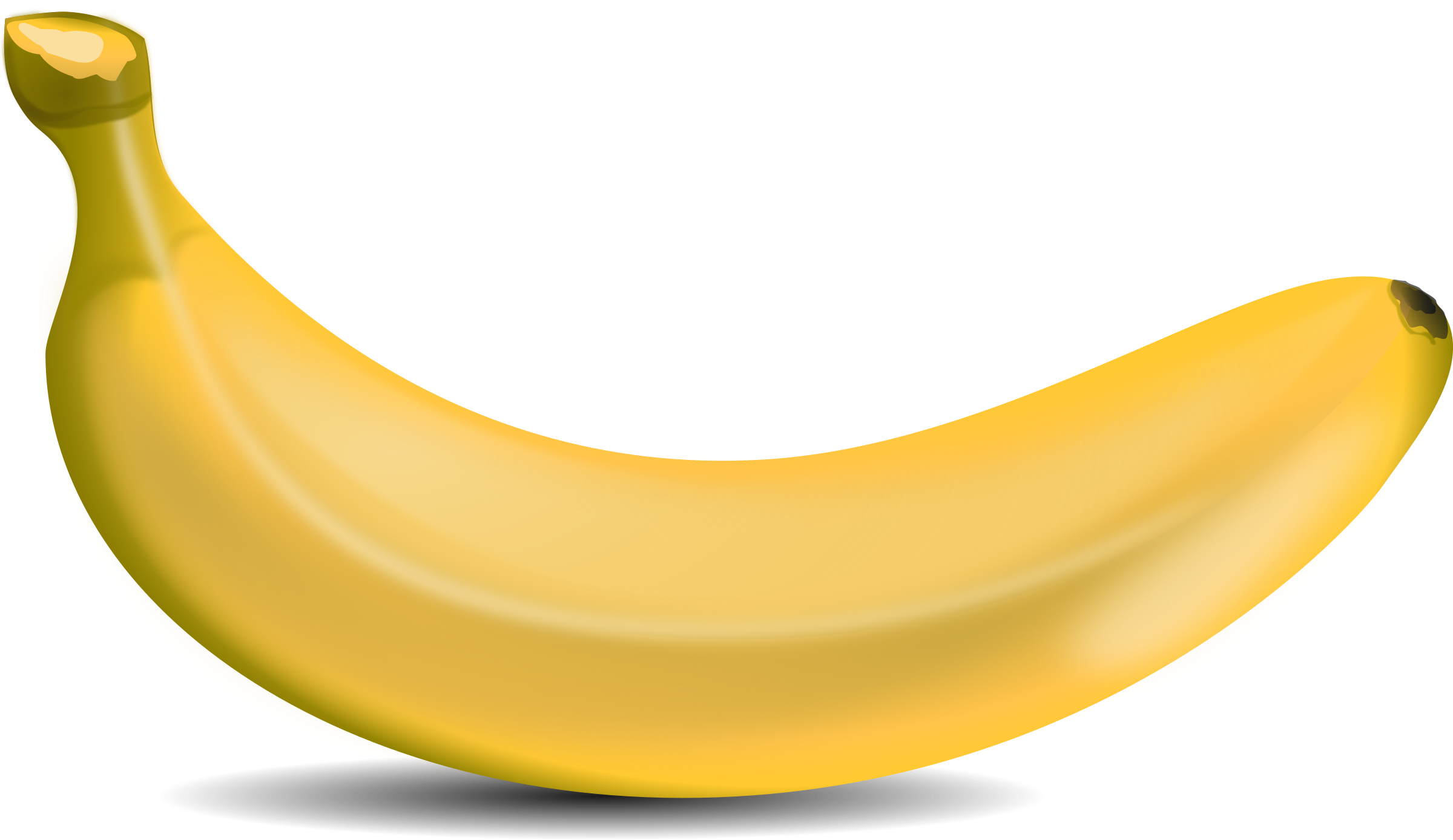 banana clipart transparent background pencil and #12953
