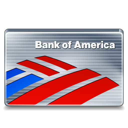 bank of america new card png logo  #4550
