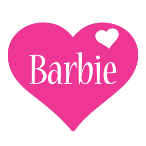 barbie heart png logo #5332