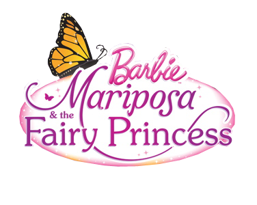 barbie mariposa fairy princess png logo #5325