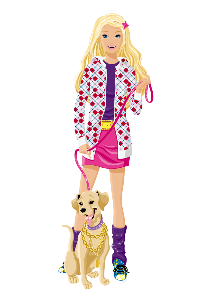 photo editing material barbie png photoscape material #13534