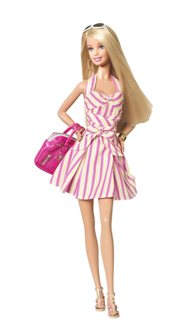 barbie doll image transparent png #14188