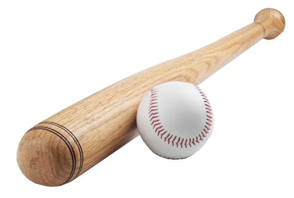 baseball bat and ball transparent background sports 20674