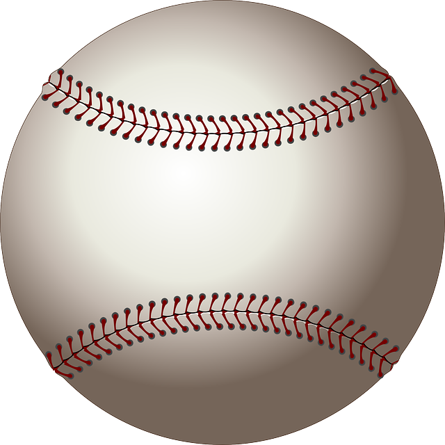 baseball ball sports vector graphic pixabay #18838