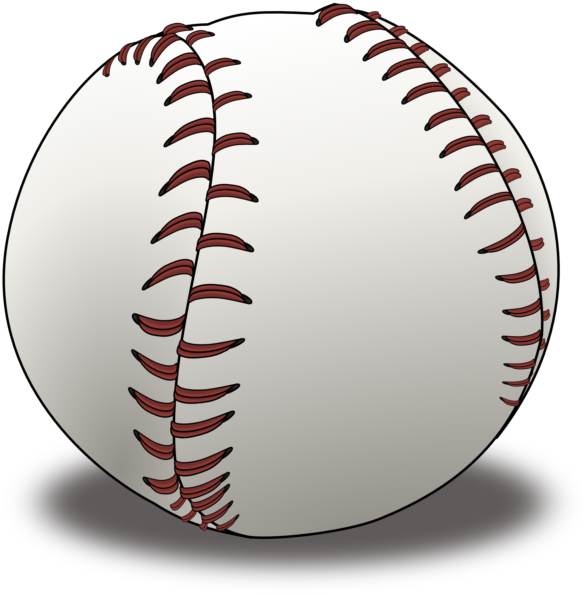 baseball ball vector clipart panda clipart images #18820
