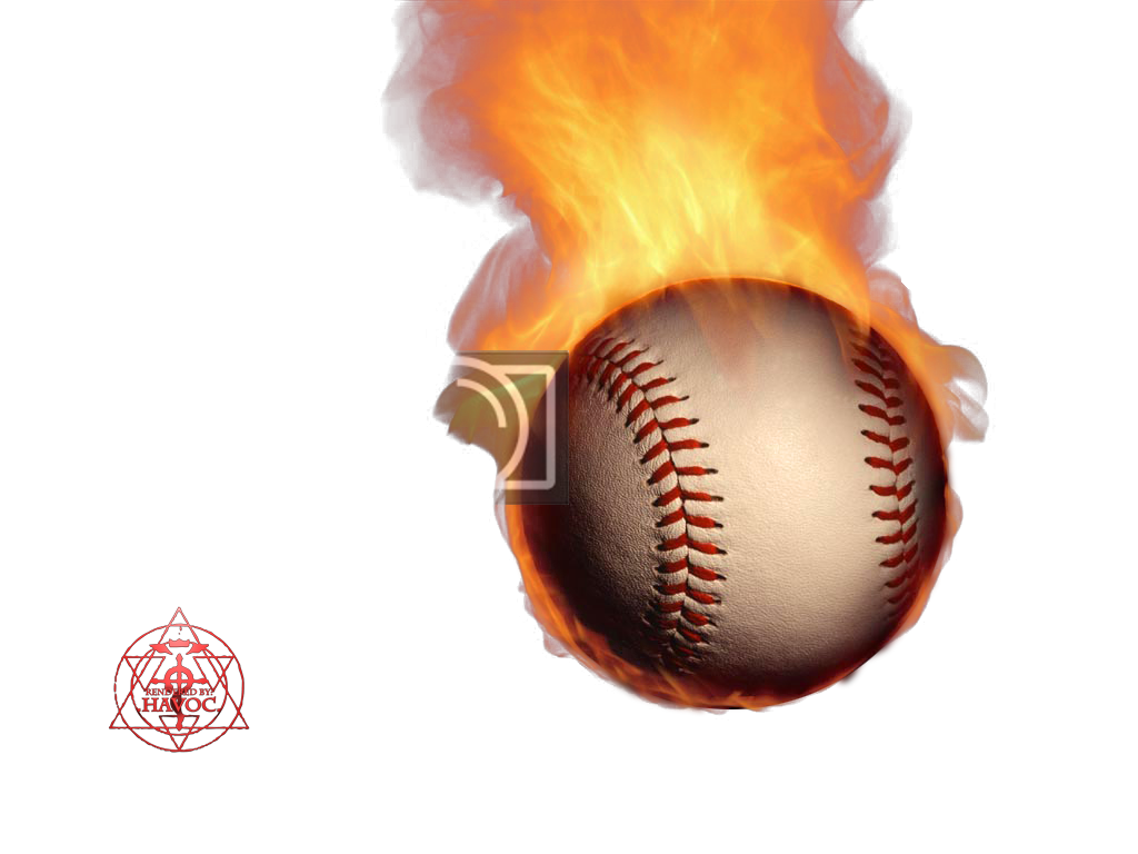 flaming baseball photo wttwoa photobucket #18879