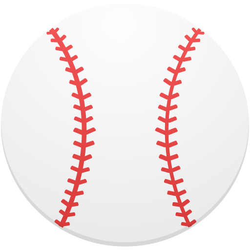 sport baseball icon flatastic iconset custom icon #18872