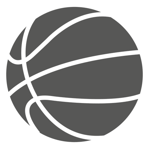 basketball silhouette icon transparent png svg vector #16561