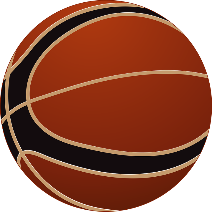 vector graphic basketball icon ball isolated #16544