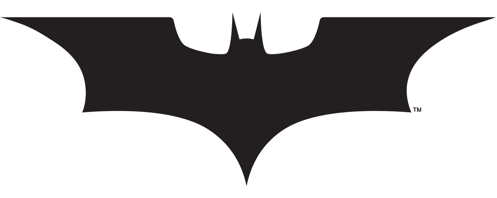 Black logo batman png #2032 - Free Transparent PNG Logos