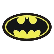 batman logo icon 2058