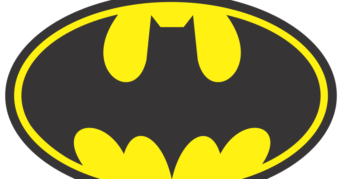 batman logo vector #2048