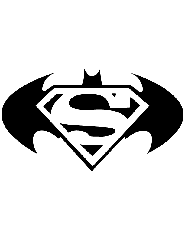 Batman VS Superman Logo Png 1546
