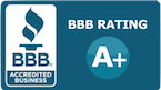 world bbb rating a+ png logo #5237