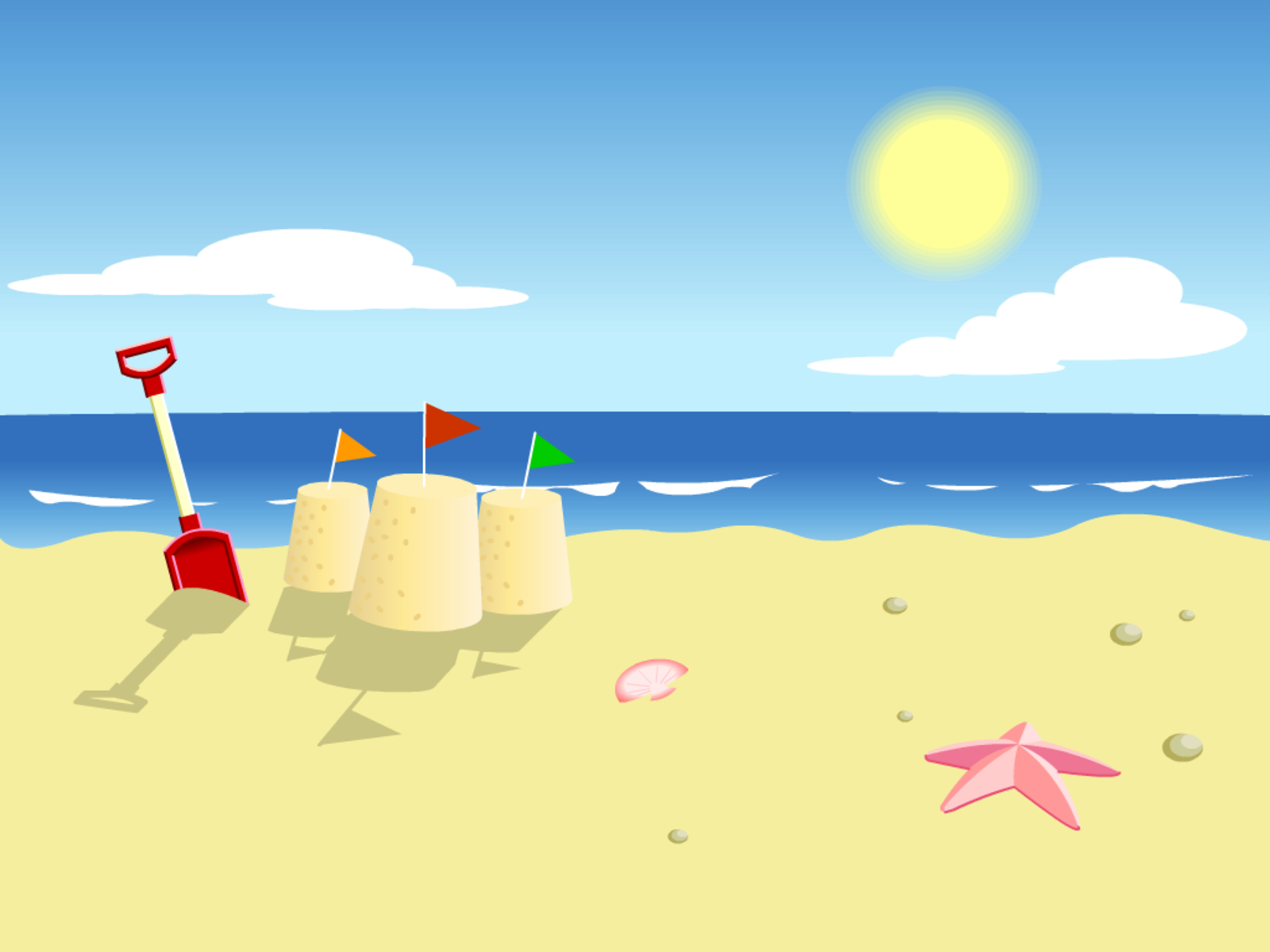 beach clipart, beach cliparts backgrounds download clip art #31659