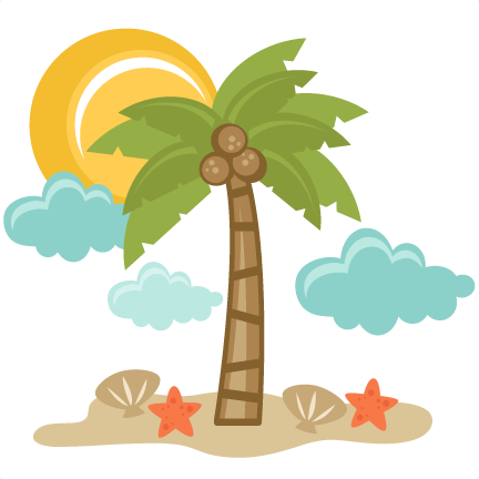 Download The Beach Is Where I Belong – Svg File SVG