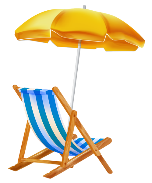 beach umbrella with chair png clipar gallery yopriceville high quality images and #29083