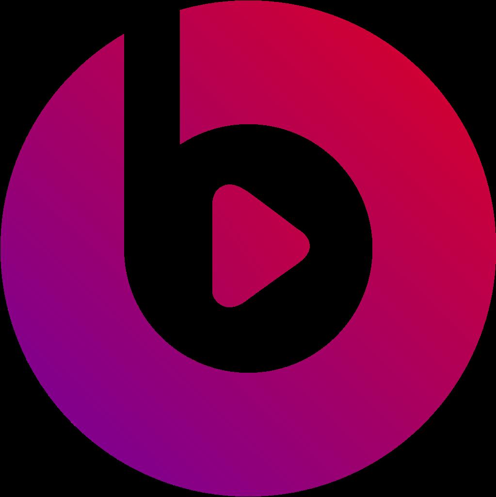 beats music logo png #2335