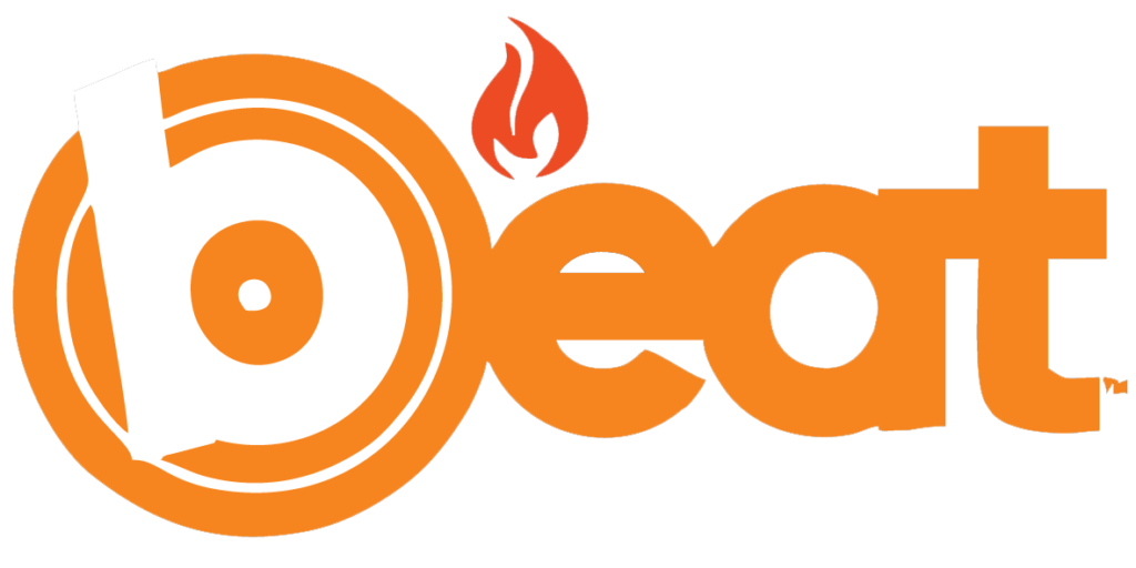beat fast food orange emblem png logo #5031
