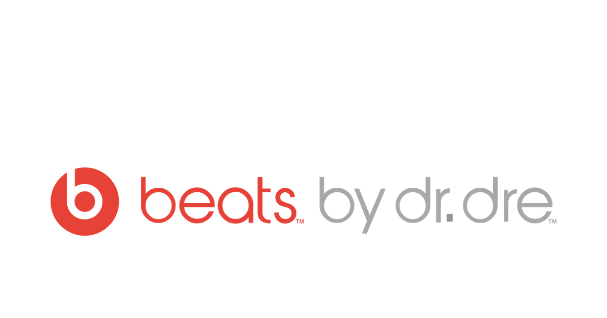 beats by dr. dre logo png #5017