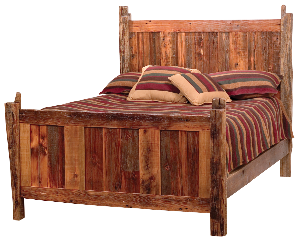 bed, beds rustic furniture mall timber creek #19164