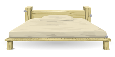 bed, download mattress png transparent image and clipart #19143